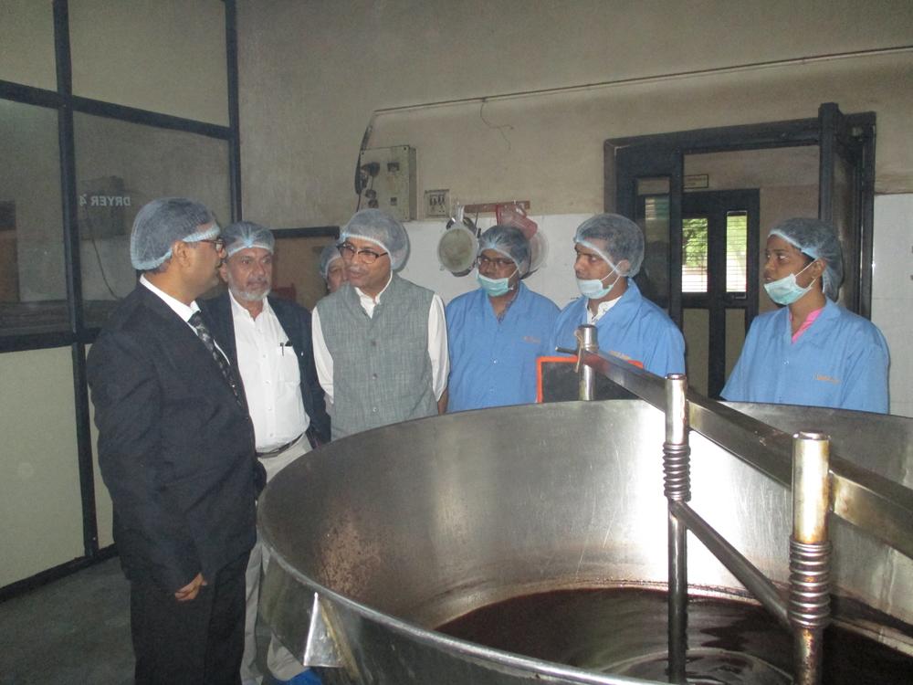 Aushadhi Bhavan Visit